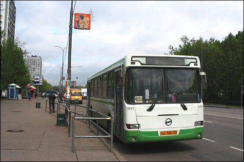 Автобусы-экспрессы №400