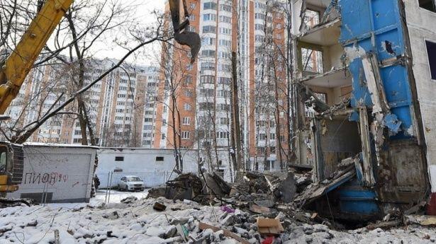 Москва  Форум  Интересные Новости  Москва без хрущевок